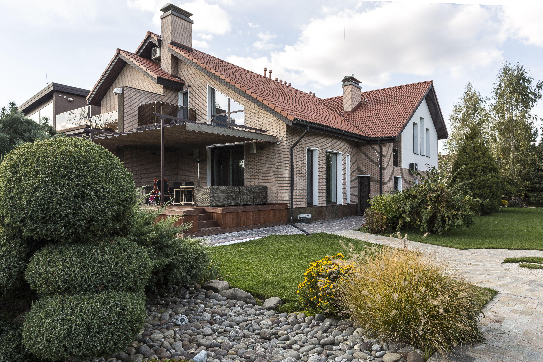 Проект загородного дома HOME-3