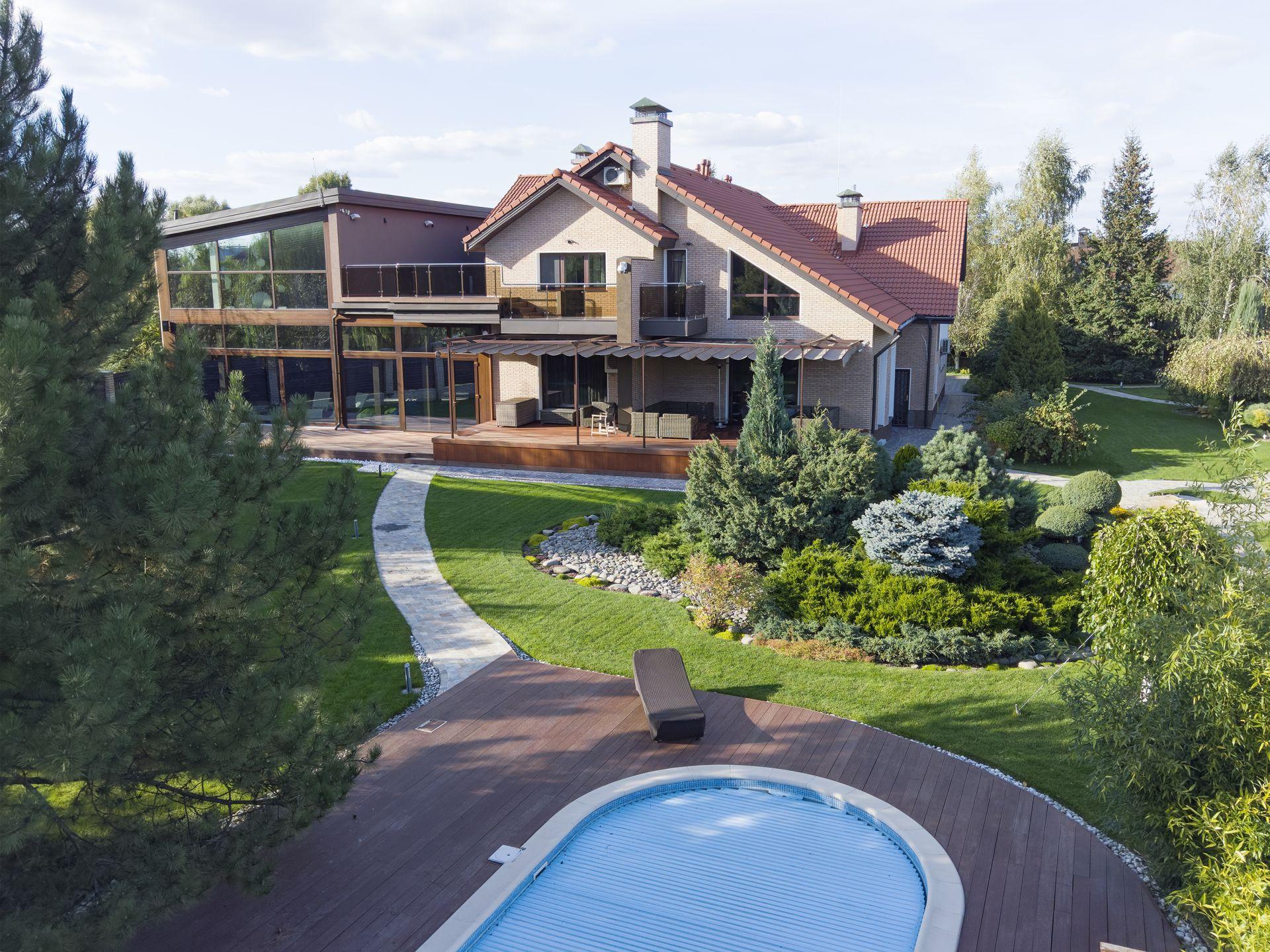 Проект загородного дома Homme02