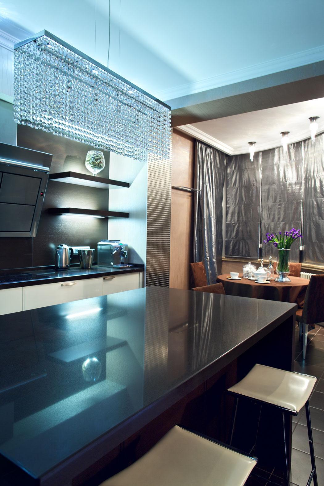 Кухня столовая СКАВОЛИНИ Light-soft07