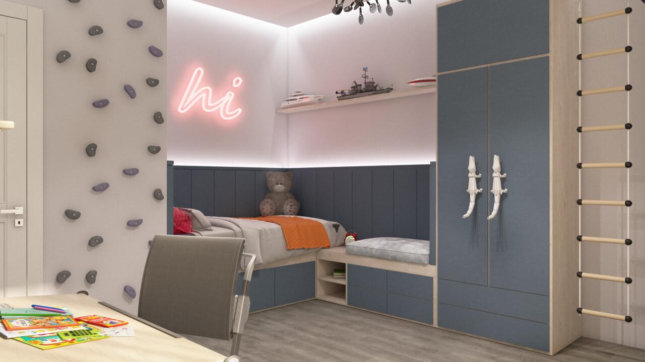 Проект Бульвар Фонтанов квартира detskaya-05