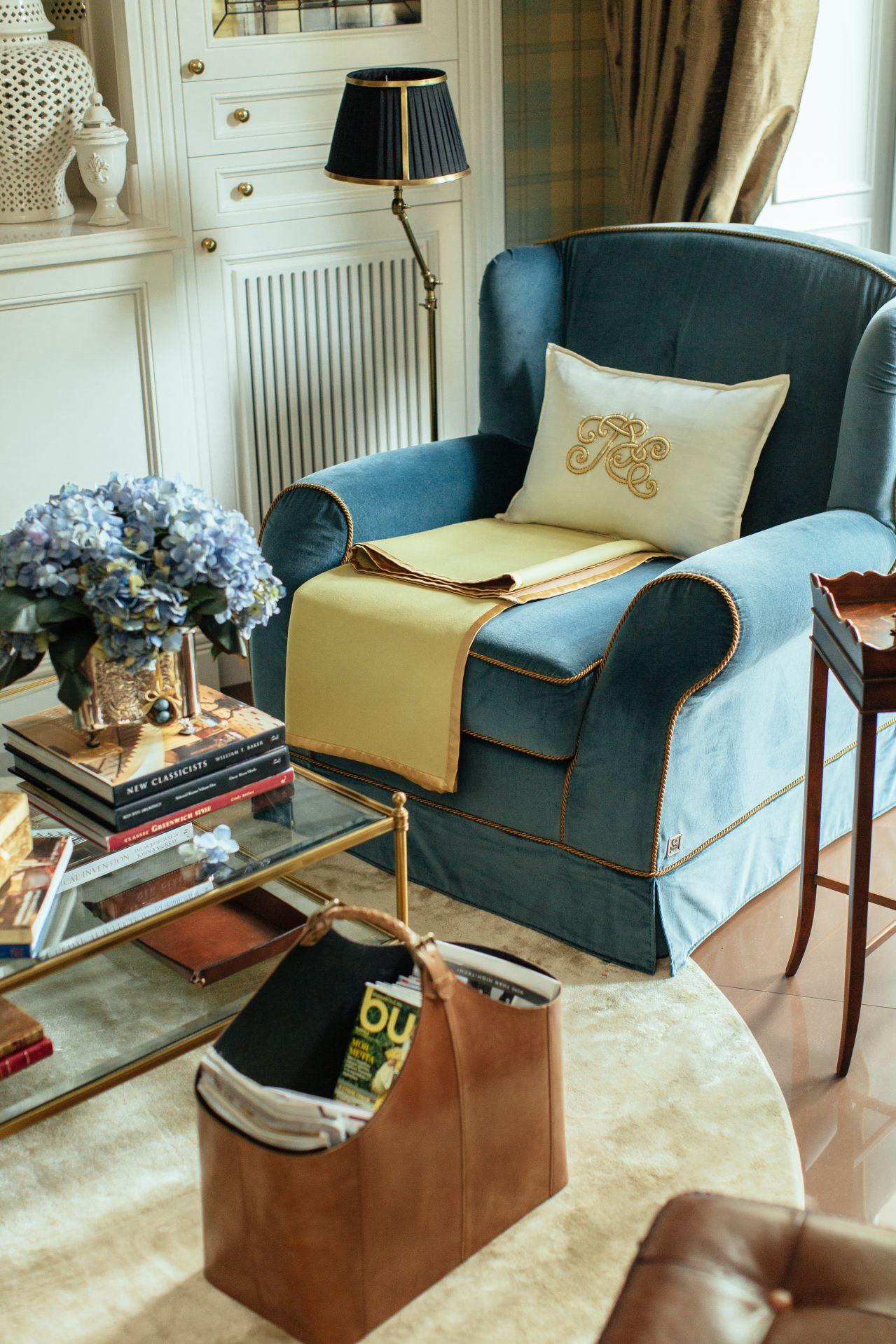 Интерьер в Английском стиле interior-0005