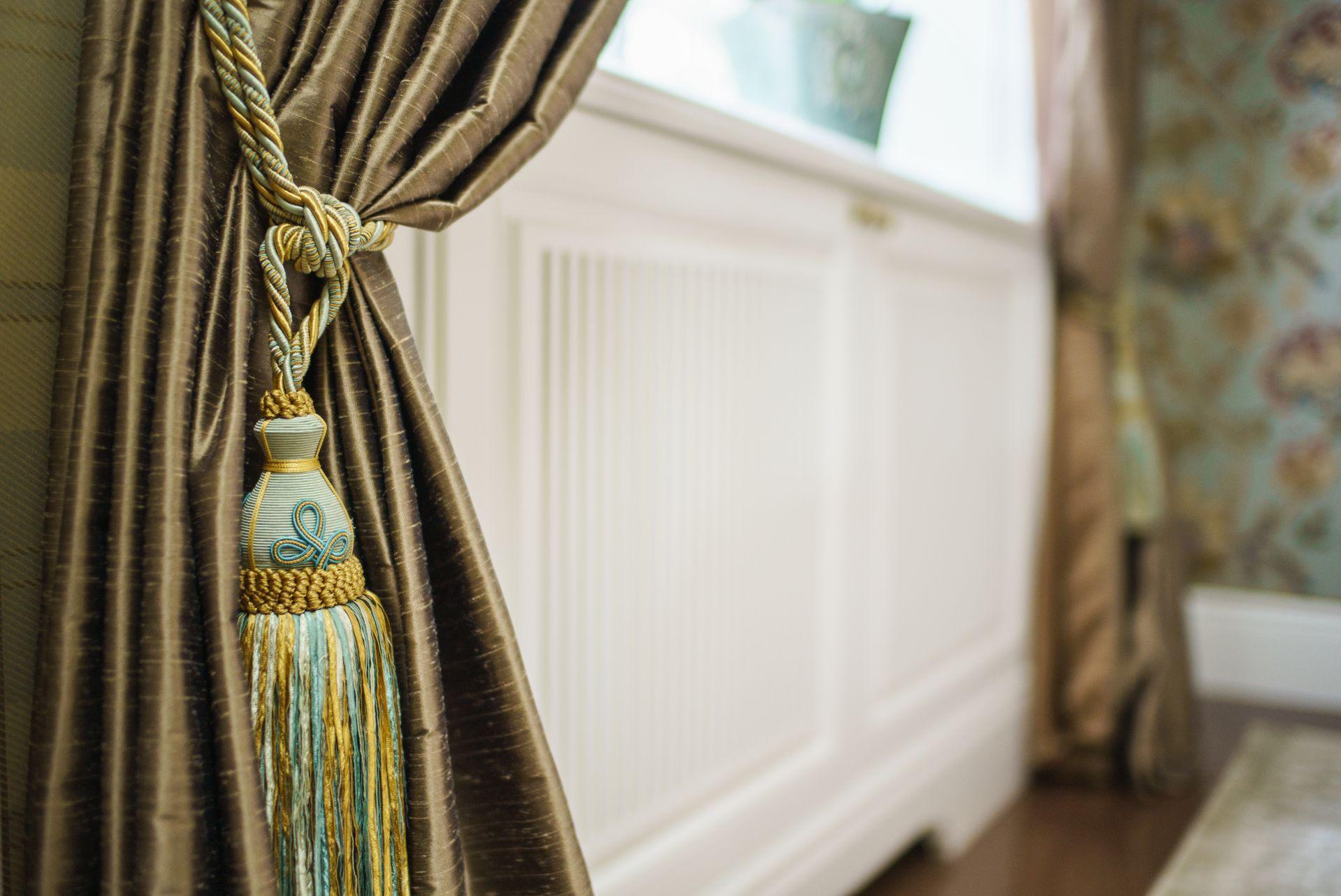 Интерьер в Английском стиле interior-0012