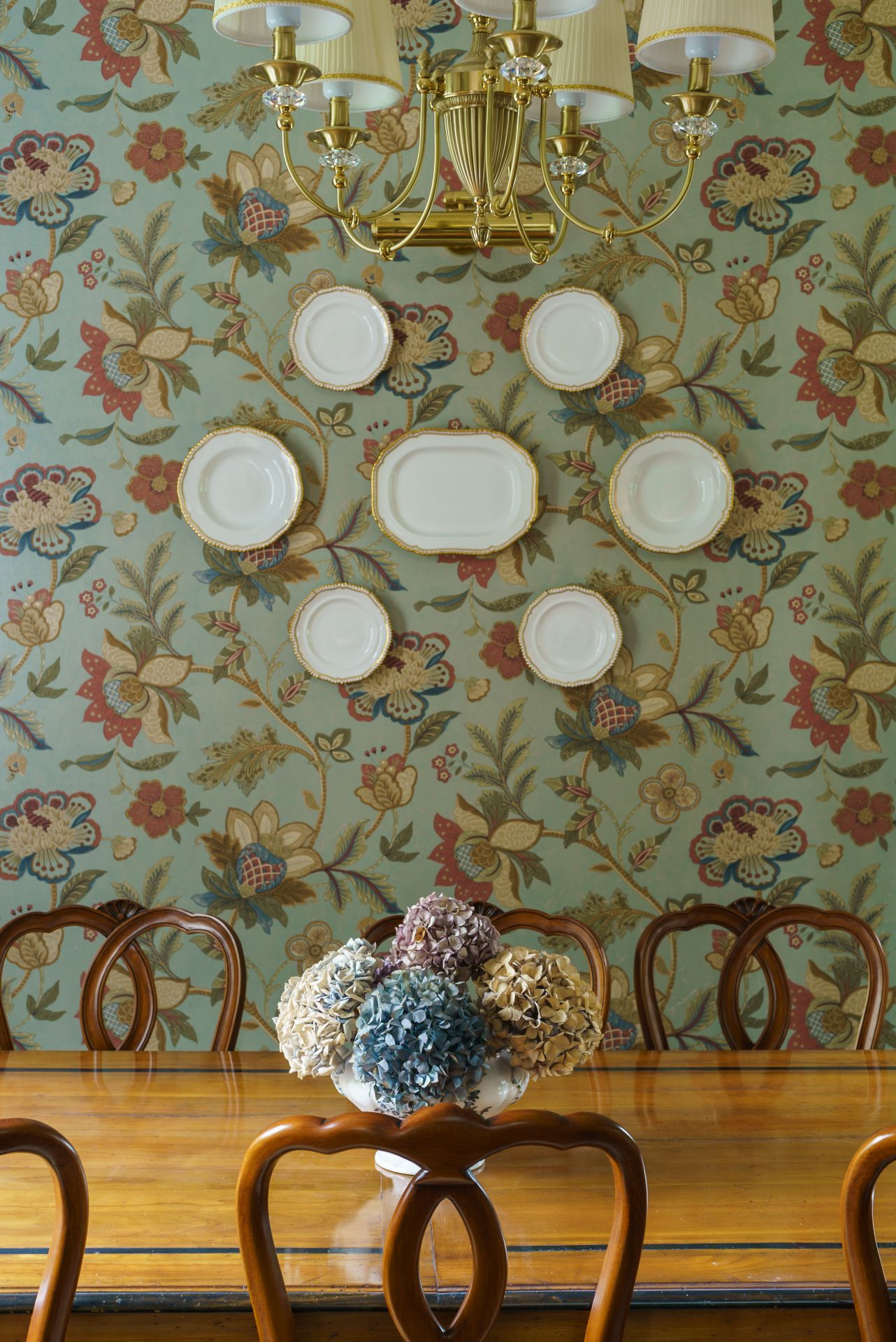 Интерьер в Английском стиле interior-0014