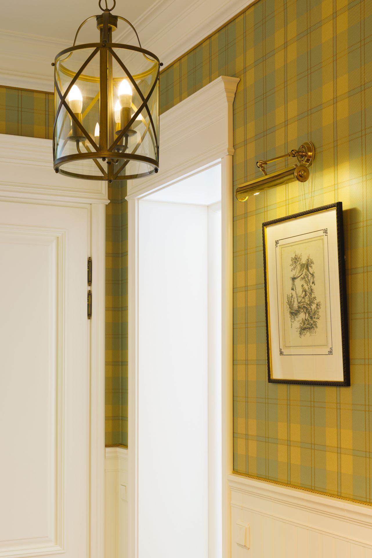 Интерьер в Английском стиле interior-0016