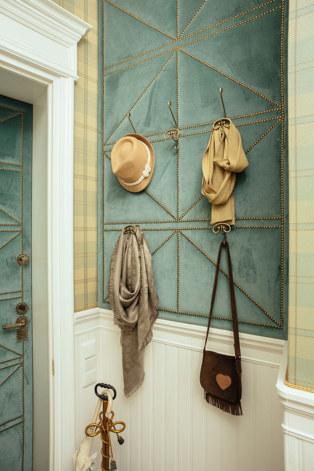 Интерьер в Английском стиле interior-0019