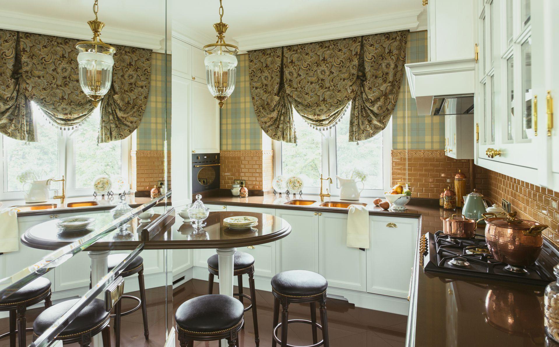 Интерьер в Английском стиле interior-0020