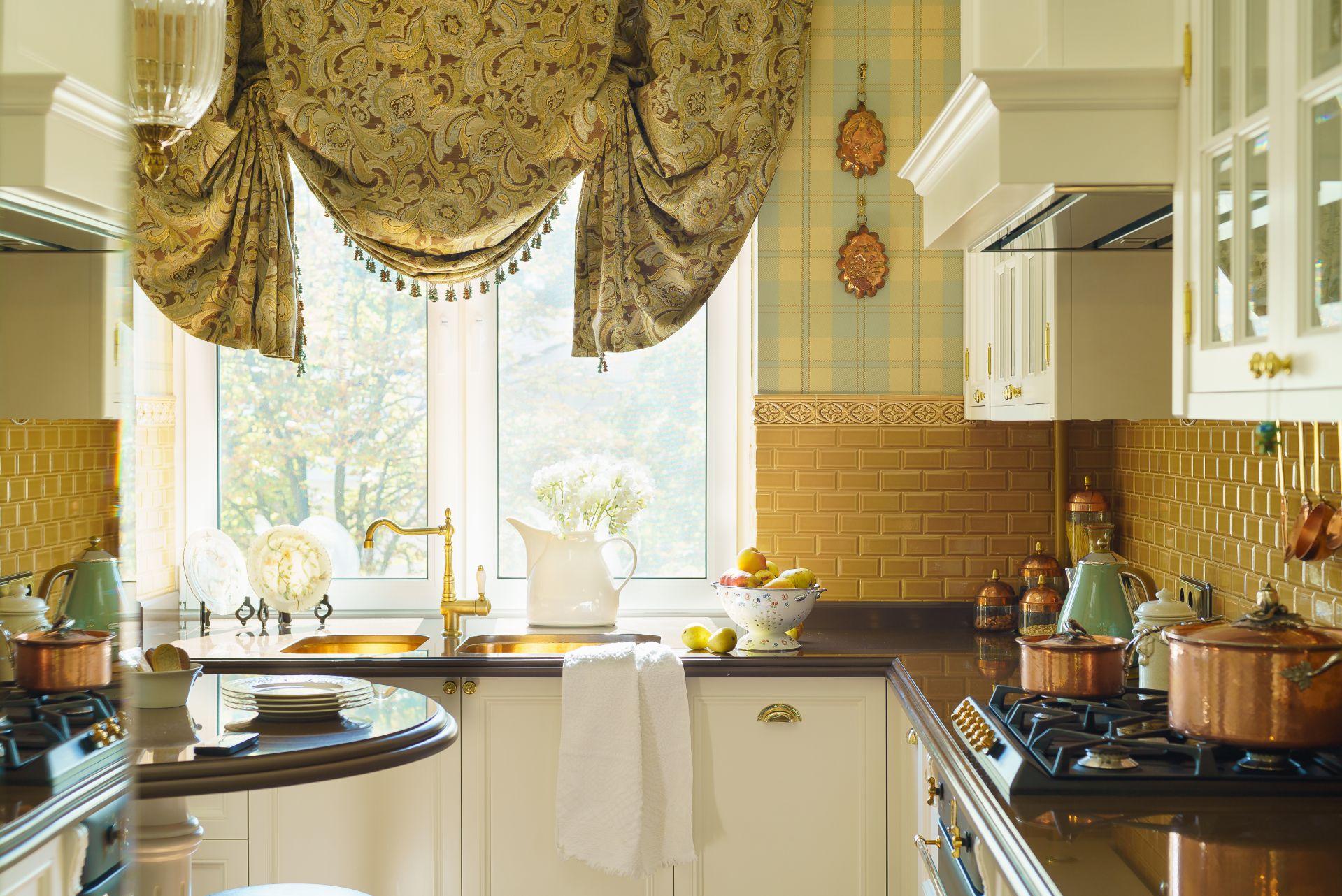 Интерьер в Английском стиле interior-0021