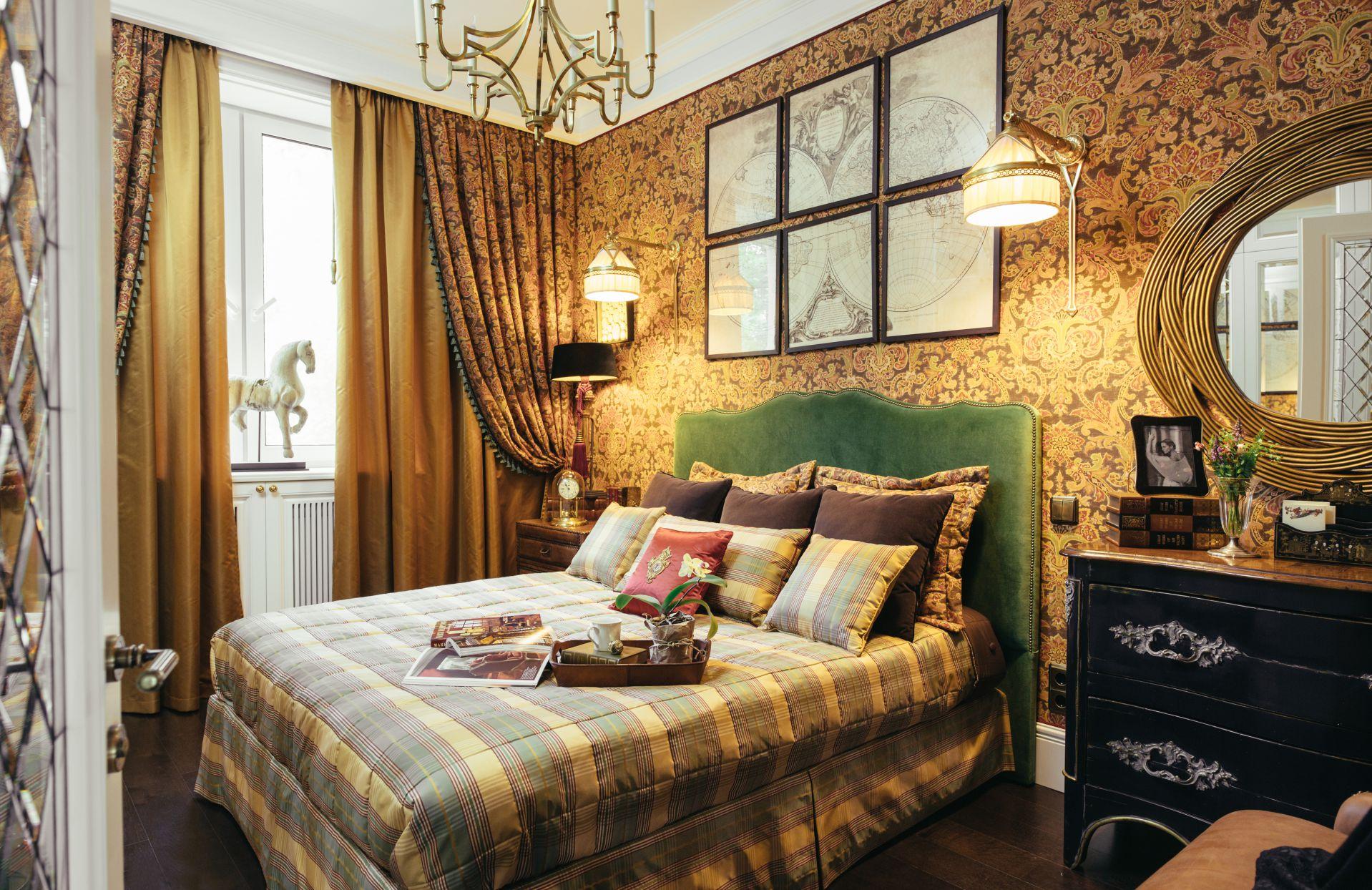 Интерьер в Английском стиле interior-0026