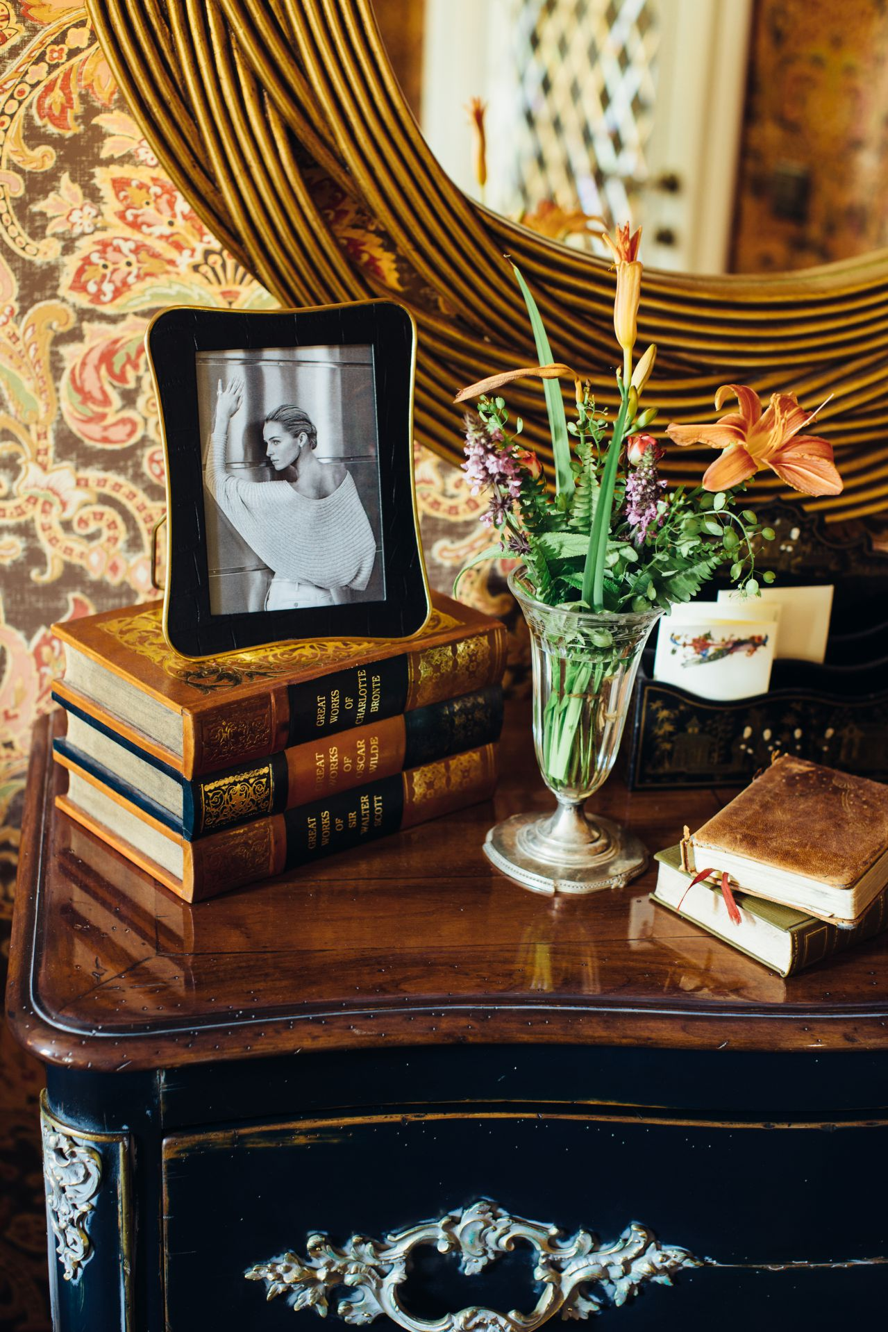 Интерьер в Английском стиле interior-0029a