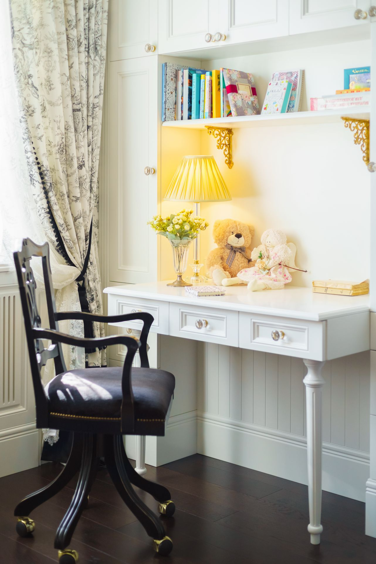 Интерьер в Английском стиле interior-0037