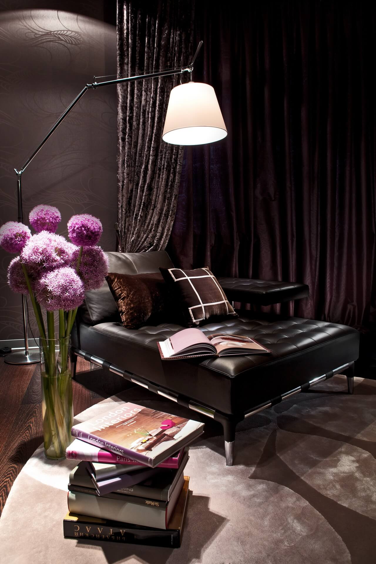 Гостиная в пентхаусе penthouse11
