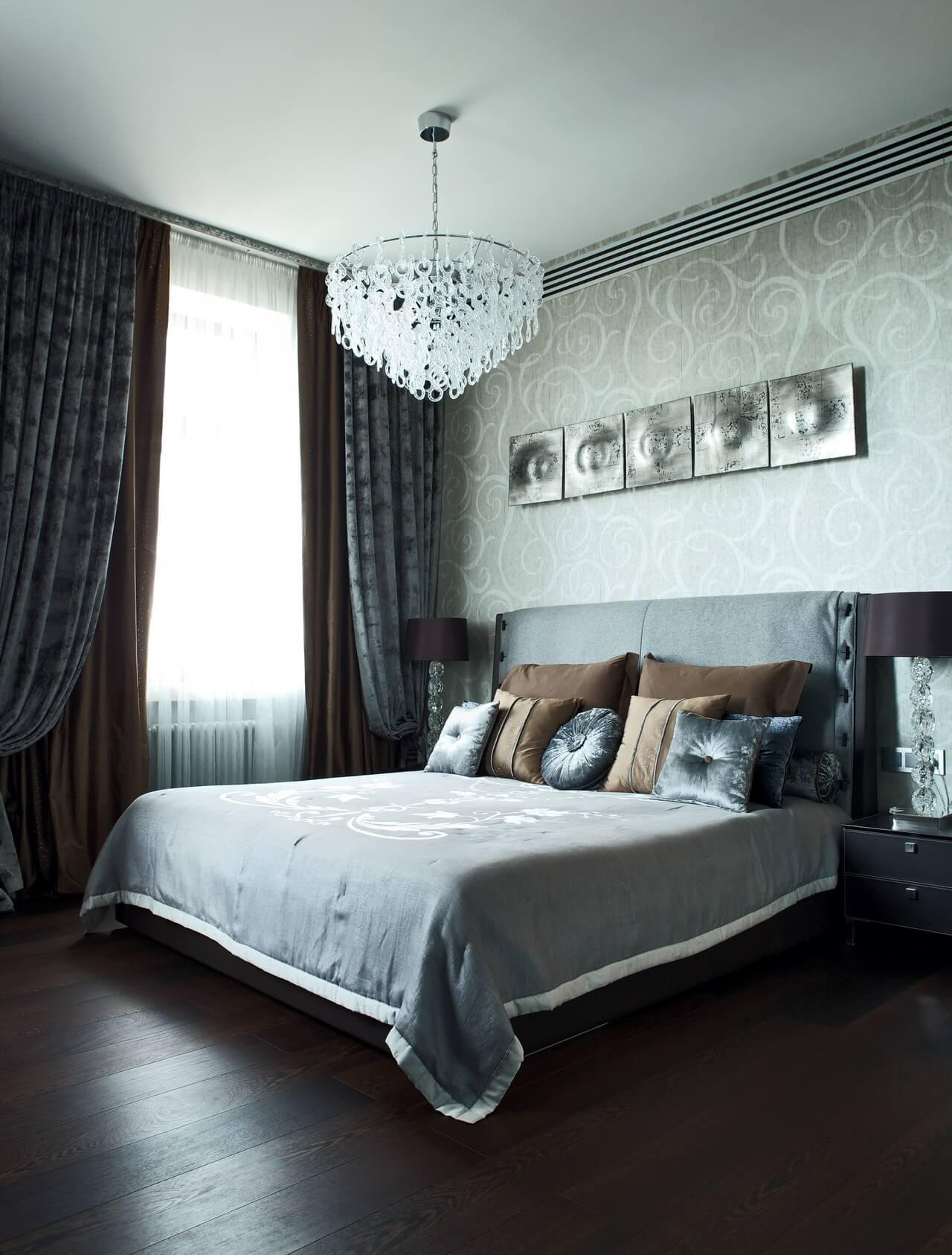 Гостиная в пентхаусе penthouse117